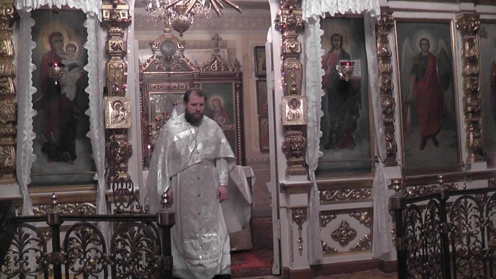 Приход храма в честь Сретения Господня г Ульяновска